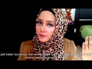 Australis Velourlips Review (rio D) - Lips Makeup Tutorial (bahasa indonesia subtittled)