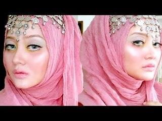 Eid inspiration - Royal Ramadhan Dian Pelangi Inspired Make Up | Indonesia