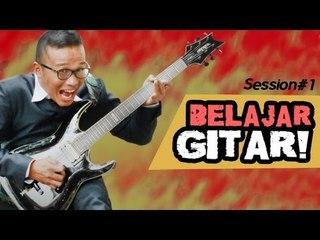 BELAJAR GITAR (TAPPING) Bobby  Teamlo