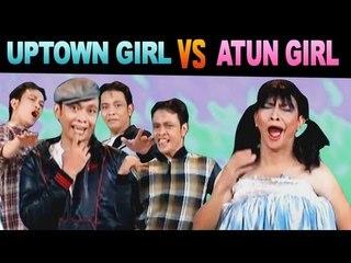 UPTOWN GIRL (Westlife Cover) Wawan Teamlo
