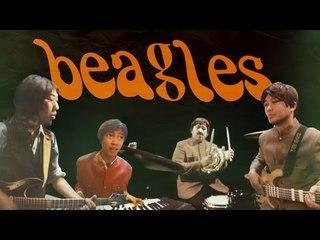 HEY JUDE - THE BEAGLES (Indonesian The Beatles Parody)