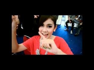 Cherrybelle | Backstage Konser Chaiya-chaiya 20110710