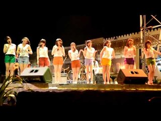 Cherrybelle - I'll be there for you | perform @ Lapiazza 20110710