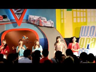 Cherrybelle - I'll be there for you | perform @MKG 3 20110710