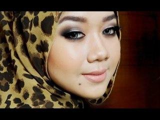 Night Makeup Tutorial - Makeup Acara Buka Puasa Formal