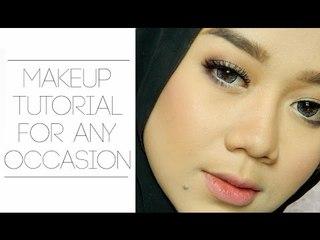 Makeup Tutorial for any Occasion   Cheryl Raissa
