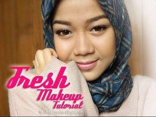 GET READY WITH ME - Fresh Makeup (Tampil Fresh saat Berpuasa)   Cheryl Raissa