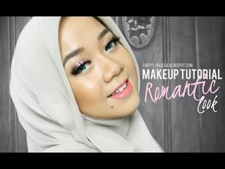 Makeup Tutorial - Romantic Look   Cheryl Raissa