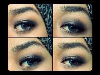 Makeup Tutorial - Easy Smokey Eye
