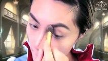 Weiss Schnee ❄ RWBY Cosplay Makeup Tutorial ⚜ Valory Pierce