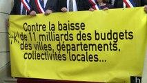 Des maires de Seine-Saint-Denis inquiets des baisses de dotation