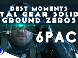 SixPack - Best Moments of Metal Gear Solid V = Ground Zeros =