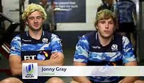 Scottish brothers aiming for RWC 2015 stardom | Latest Rugby World Cup 2015 News