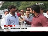 Men Trapped in Tunnel Wait For Rescue - 140 Hours And Counting