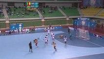 Congo, JA 2015: les demi-finales de ligue féminine de handball