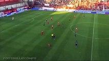 Ezequiel Ham Broken Leg - Carlos Tevez Horror Tackle vs Ham - Argentinos 1-3 Boca Juniors