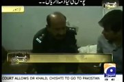 FUNNIEST CLIP OF PAKISTANI POLICE. MUST WATCH