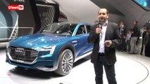 Salon de Francfort : Audi e-Tron Quattro, le SUV électrique qui en met plein la vue
