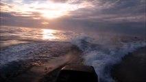 Des orques prennent en chasse un bateau de pécheurs au large de San Diego... Flippant