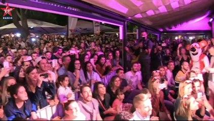 World Tour De France : Pauline chante Baptiste en Live à Montpellier