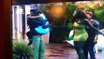Big brother africa shower hour meryl - video dailymotion