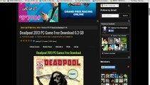 ダウンロード方法 Deadpool 2013 無料フルバージョンのダウン�