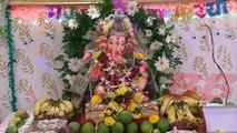 Ganesh Puja At Ragini Khannas Residence 2015