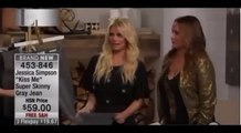 JESSICA SIMPSON - Dazed and Confused on Home Shopping Network N