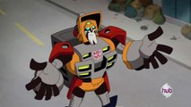 Transformers Animated - Garbage In Garbage Out