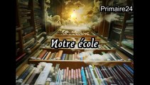 Notre école , poésie de Maurice Carême