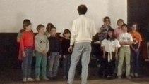 """Chanteries """"ACJ Beaujolais""""  Week-end """"Musiques des Andes"""" 20-21 Mai 1995 à Saint-Etienne"""