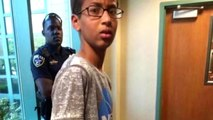 14-year-old Ahmed Mohamed arrested over 'bomb' clock