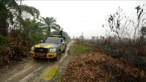 Indonesia chocked by haze from agricultural fires
