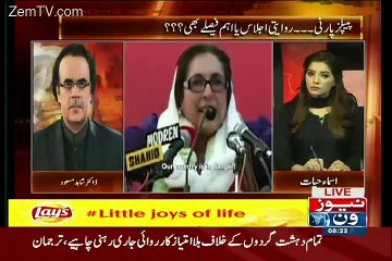 Live With Dr Shahid Masood - 19th September 2015