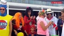 Brest. Ambiance carnaval au Moulin-blanc