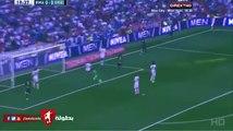 But valable d'El Arabi, face au Real Madrid, refusé par l'arbitre