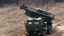 HIMARS Rocket Launcher Fires First Shot In South Korea