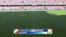 Liga : Valence 0-0 Betis Séville