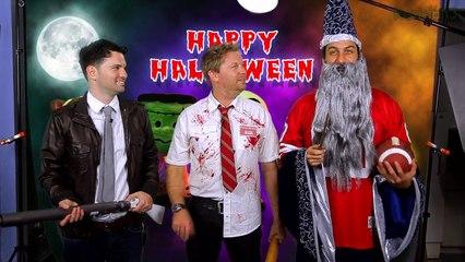 Halloween Horror Film Fun on VS!