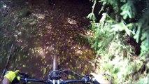Ride -session vtt enduro (Vosges du Nord)