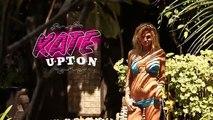 Plaisir des yeux, Kate Upton nous invite sous sa douche!