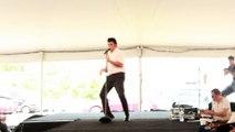 Joey Cundari sings 'Jailhouse Rock' Elvis Week 2015