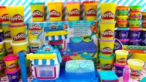 Play Doh Double Dessert Playset Playdough Cupcakes toys