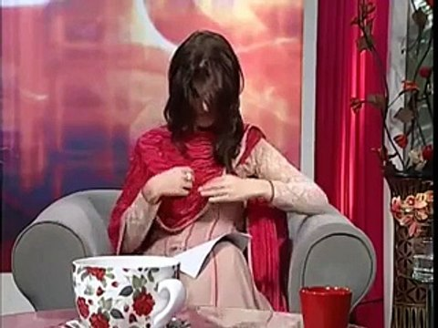 Shameless Camera Man- Leaked Video Of Morning Show Girl Adjusting Her Undergarments.