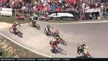 REPLAYS MOTOS 1 GROUP 1 SUNDAY BMX EUROPEAN CUP ECHICHENS, SWITZERLAND - 20 SEPTEMBER 2015