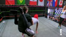 Eva Marie Continues Her Training With Brian Kendrick- Total Divas Preview Clip- August 4, 2015