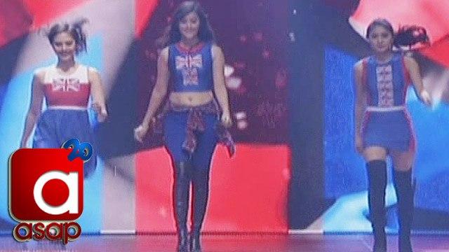 """ASAP London: ASAP Leading Ladies in """"Spice Girls"""" dance showdown"""