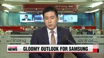 Samsung Electronics' Q3 earnings forecast down by 6 percent from two months ago