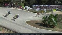 REPLAY MOTOS 1 GROUP2 SUNDAY BMX EUROPEAN CUP ECHICHENS, SWITZERLAND - 20 SEPTEMBER 2015