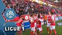 But Jordan SIEBATCHEU (83ème) / Stade de Reims - Paris Saint-Germain (1-1) - (REIMS - PARIS) / 2015-16